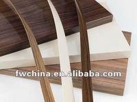 plastic table edging trim,pvc edge banding for furniture