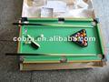 Piscina para bebés juguete del juego de mesa para la promoción o regalos, de billar mini mesa de billar, la venta de populares