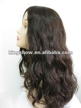 European human hair Kosher wigs Jewish wigs factory price