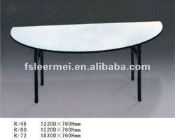 Folding Wood half Table TF-T104