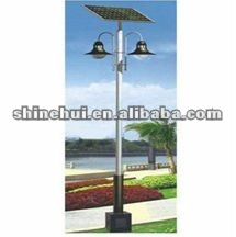 2012 Decorative stainless steel garden light