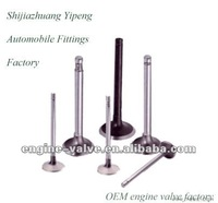 In & Ex engine valve for PORSCHE/ VW/BMW/FORD/BENZ