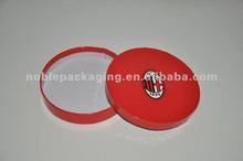 AC milan Round football box
