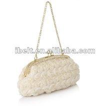rhinestone crystal clutch bag