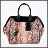 drop shipping lady leather handbag name branded hand bag
