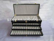 Luxury wooden pen/watch case