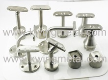 Stainless Steel Handrail Post Brackets