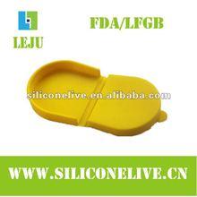 2012 custom silicone rubber purse