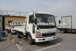 FAW 4x2 light cargo truck