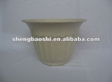 New style Round biodegradable flower pots