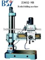 z3032x9b radial máquina de perfuração