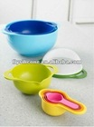 Food Preparation Compact Measuring Cup Set