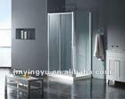 ACSC1801CL aluminium frame fiberglass shower enclosure parts