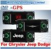 Jeep grand cherokee 2 din car dvd player