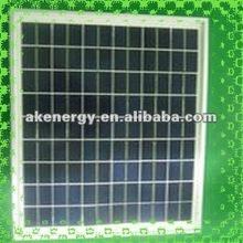 60w mono high efficiency poly solar panel