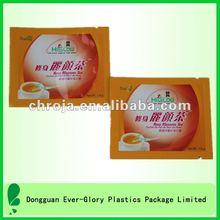 1.6 Gram Rose Blossom Aluminum Foil Food Packet