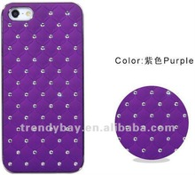 Luxury Case For Iphone5 2012 Hot Sale For Iphone5 Case Diamond