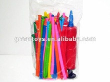 Balloon Modeling Kit (30 pc + 1 pump)