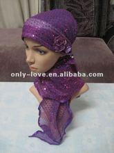 new arrival muslim hijab caps islamic scarf FB081