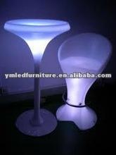 Christmas led bar stool