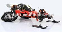 Complete Snowmobile & Sandmobile Conversion Kit for 1/5 HPI/KM/Rovan BAJA 5B/5T