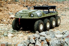Wild Panther 8x8 Amphibious off road