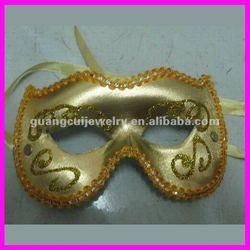 fashion shiny cat shape baby eye mask for children