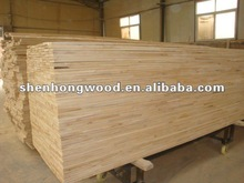 solid paulownia wood finger jointed board