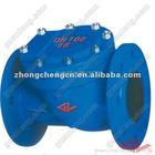 cast iron rubber disc check valves