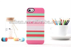 New bensy Several Colors hard case For iPhone 5 5G