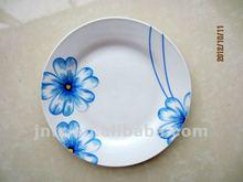 "2012 Porcelain 10.5""big plate,dinner set available,free sample plate"