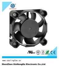 5V 12V 24V 4010mm Ball Bearing Shaded Pole Motors