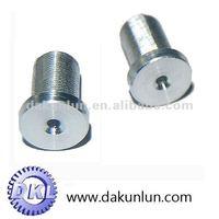 Fine thread aluminum screw