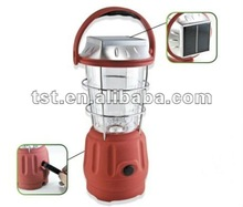 SOLAR/hand charging led camping light