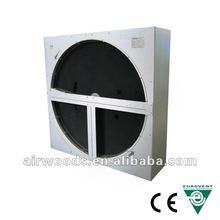 AHU energy saving air system entalpy rotary wheel unit