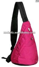 Girls triangle shoulder bag
