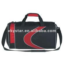 New design cheap fancy travel duffel bag
