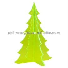 2012 best sell acrylic christmas tree