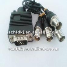 AV to VGA Video converter, AV to VGA Adapter