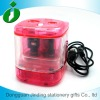JD3001 ABS Double hole Electric Pencil Sharpeners