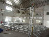 Aluminium lighting truss,stage truss,square moving head truss