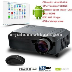Smartbeam Android 4.0 LED Projector With 2HDMI /3USB Support 3D,WIFI For Home Theatre