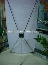 x frame display stand