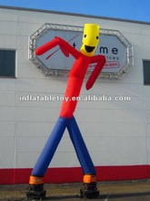 2012 inflatable air dancer/advertising inflatable/sky dancer