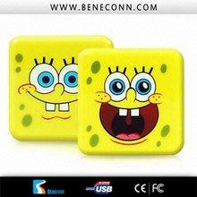 Sponge Bob PVC 1gb/2gb/4gb/8gb/16gb usb !real capacity!