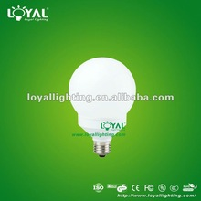 2012 New Energy Saving ESL CFL dimmable globe 7-26W (CE&RoHS)