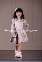 HOT COLLECTION elegant lovely fashion South Korea child dress