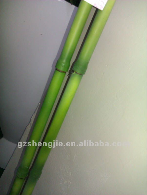 Decorative bamboo poles products