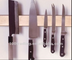 Wall Mounted Magnetic Knife Strip
