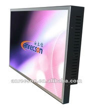 touch open frame monitor 42 inch with VGA HDMI DVI